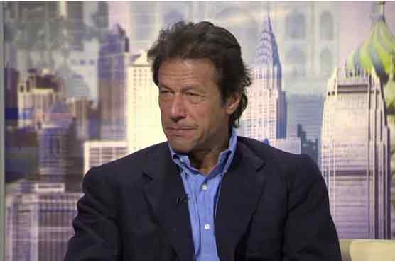 Imran hails judiciary in talks with UK lawmakers