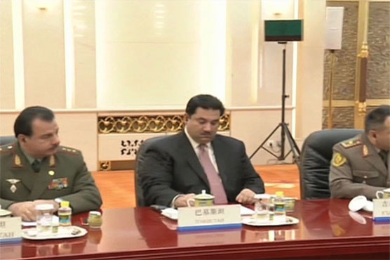 Pakistan, China pledge to work for regional stability through SCO