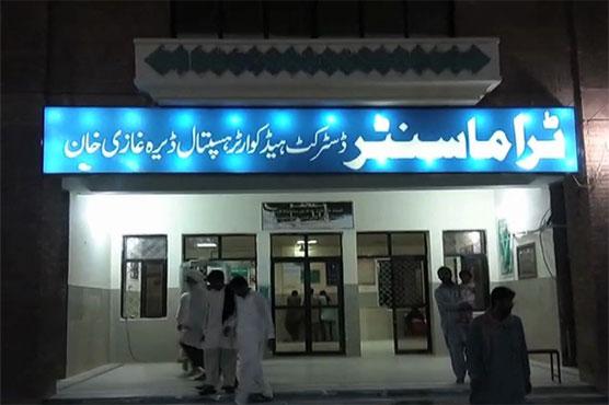 DG Khan: Two killed, three injured in road mishap