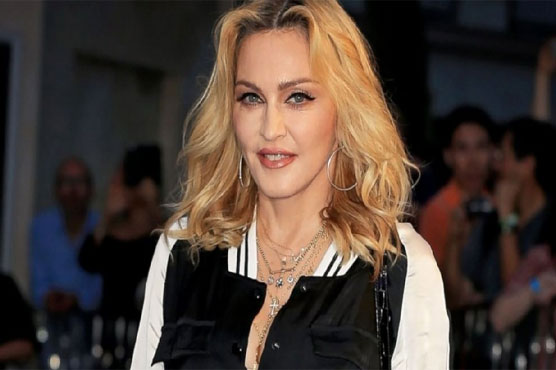 Madonna lost Monday a nearly year-long bid to stop an auction of intimate items
