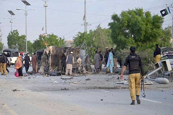 Quetta rocked by third explosion, more casualties feared