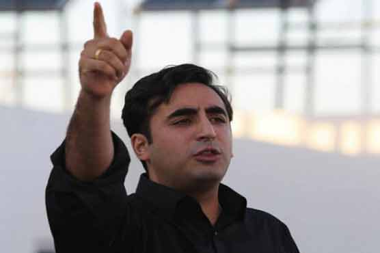 PML-N usurping new govt's right by tabling budget: Bilawal Bhutto
