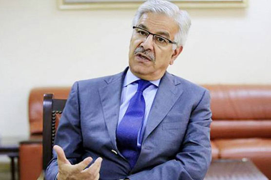 Khawaja Asif has said that enhancing relations with Russia was part of our foreign policy