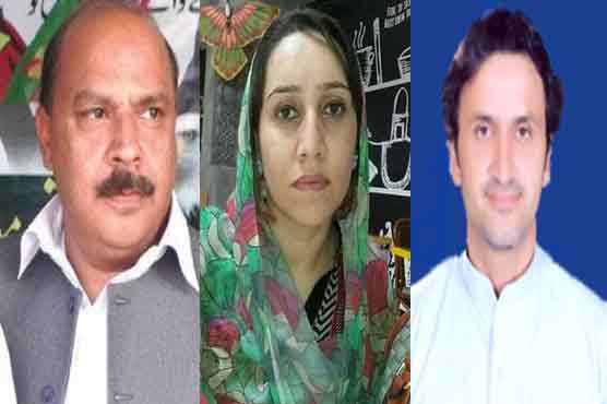 Three PTI MPAs defect to PPP