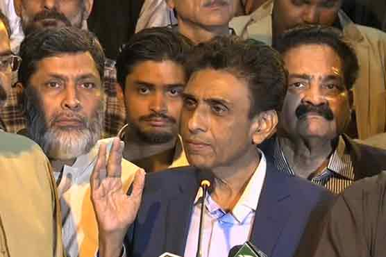 MQM-P vows to fail every effort aimed at removing mayor, opp leader