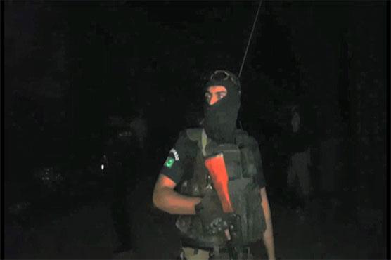 Gujrat: One terrorist killed in CTD operation