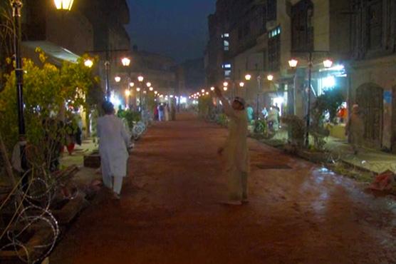 Preserving heritage: Beautification of Ghanta Ghar in Peshawar nears completion