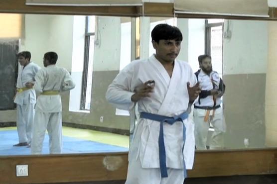 Meet Ibrahim: The Karate Kid from Peshawar