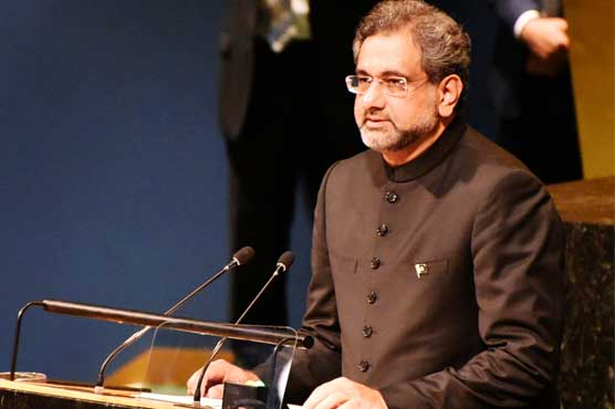 Next govt can change budget presented by us, says PM Abbasi