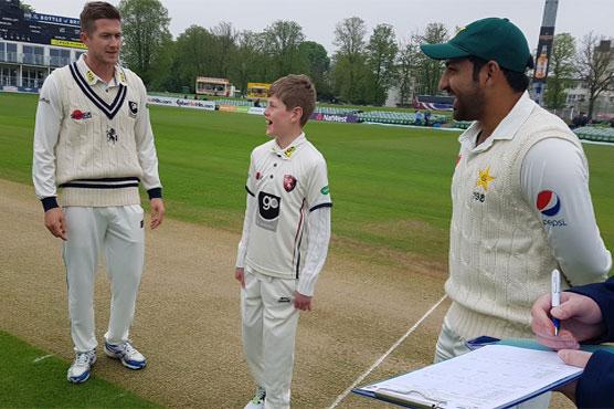 Imam-ul-Haq makes fifty as Pakistan batsmen struggle