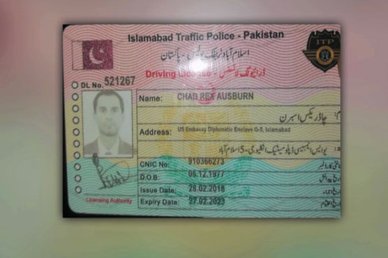Pakistani Police Charge US Security Officer in Traffic Incident