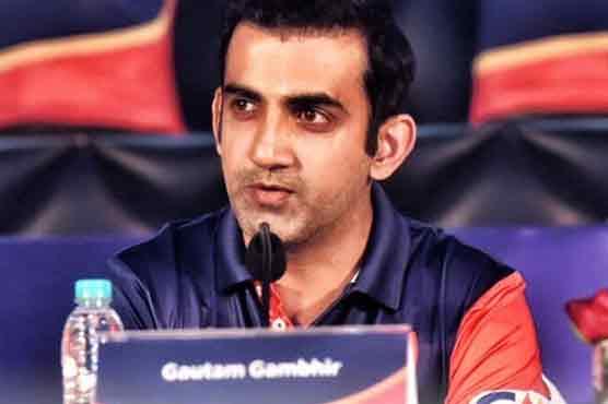 Gautam Gambhir wants India to ban Pakistanis from all industries