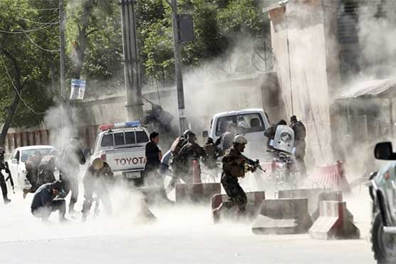 Pakistan strongly condemns twin terrorist attacks in Kabul