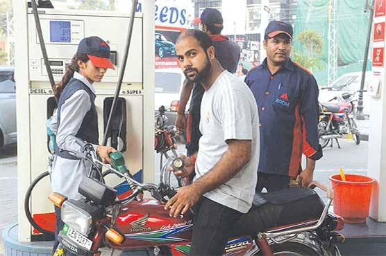 Petrol, Diesel Prices Kept Unchanged For Seventh Day