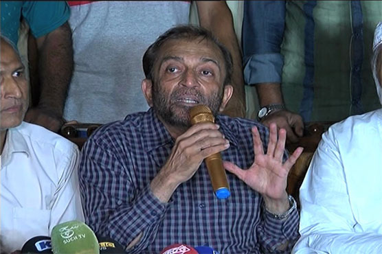 Farooq Sattar hints at joining forces with PTI