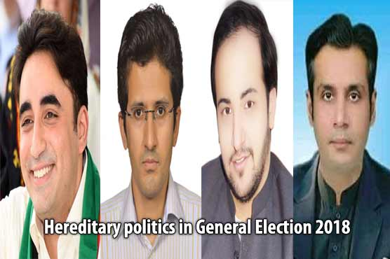 PTI, PML-N, PPP: All promoted dynastic politics in General Election 2018