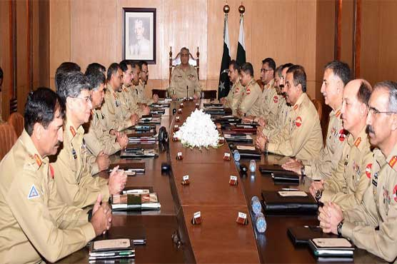 Army Chief thanks nation for supporting armed forces, participating in Election 2018