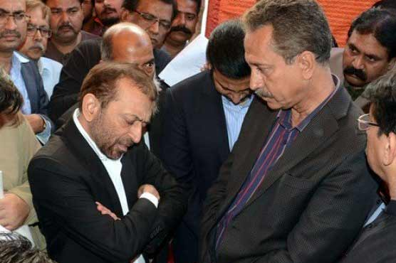 Petition filed in SHC seeking to open cases against MQM leaders