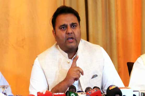 PTI to address Karachi's issues on priority: Fawad Ch