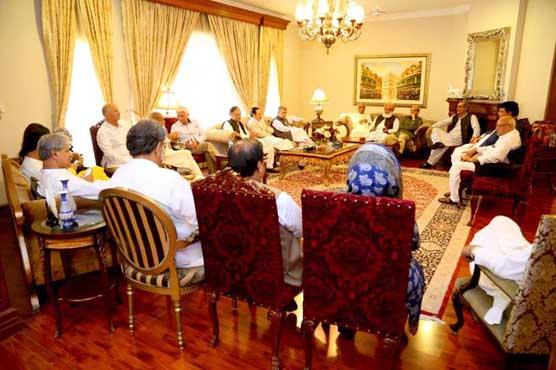 Several political parties' representatives missing as opposition meets again
