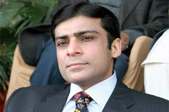 Hamza Shahbaz submits election expenditure's details to RO