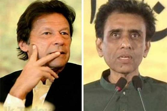 Government formation: MQM-P delegation meets Imran Khan in Bani Gala