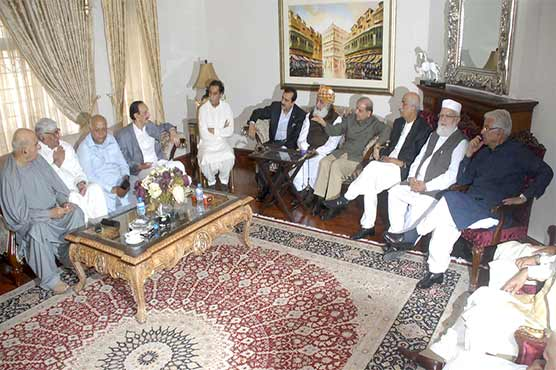 Joint opposition finalises candidates for PM, speaker