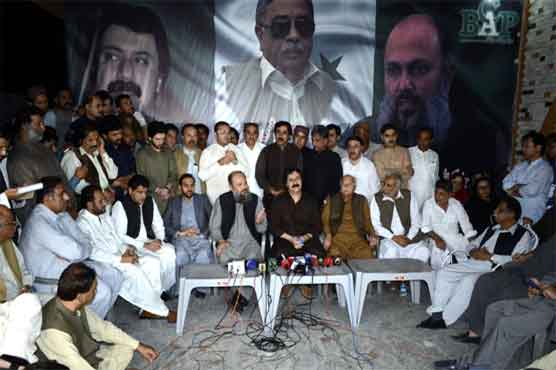BAP picks Jam Kamal as CM, Qudus Bizenjo as speaker