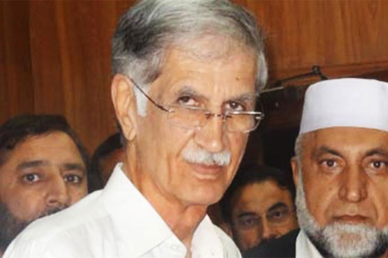 Appeal for vote recount in Pervez Khattak's PK-61 submitted in PHC