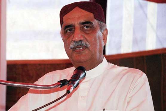PPP nominates Khursheed Shah for NA speaker slot