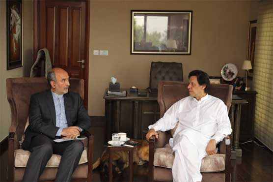Pakistan ready for trade with neighboring countries: Imran
