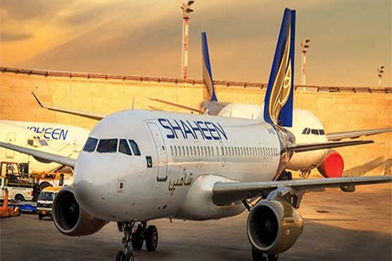 Shaheen Air flight reaches China to bring back stranded Pakistanis