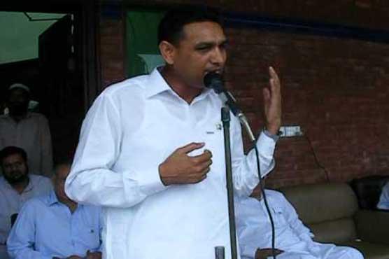 Sialkot's MPA-elect Rana Liaquat joins PML-N