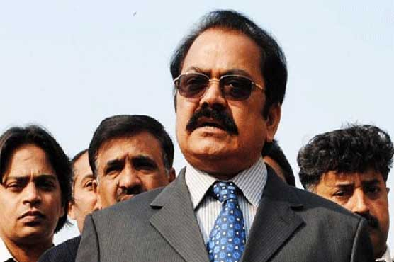 ECP restrained from notifying Rana Sanaullah's victory on NA-106