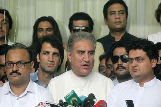 PTI chairman, his team is aware of challenges: Qureshi