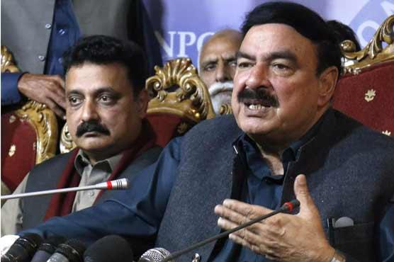 Hassan, Hussain Nawaz, Ishaq Dar to be brought back through red warrants: Sheikh Rasheed