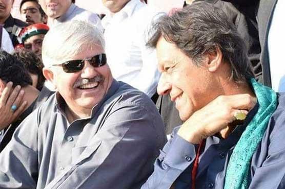 Mehmood Khan picked as new KP CM