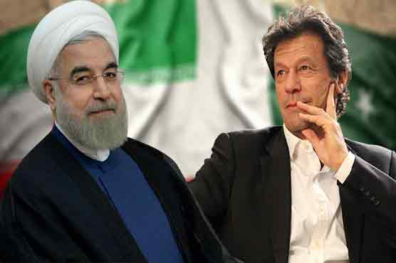 Imran Khan accepts Iranian President's invitation for state visit