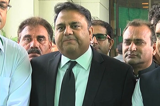 PTI's score in center crosses 180 after BNP's support, claims Fawad Chaudhry