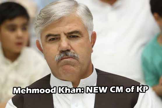 Mehmood Khan's journey towards CM-ship of KP amid controversy