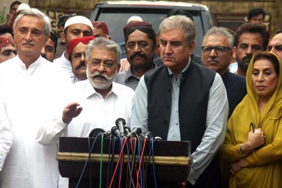 GDA assures unconditional support to PTI