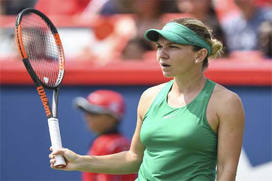 Halep outlasts Pavlyuchenkova, qualifies for round of 16 in Montreal