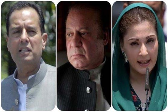Avenfield verdict: IHC bench formed to hear Sharif family's bail pleas dissolved again