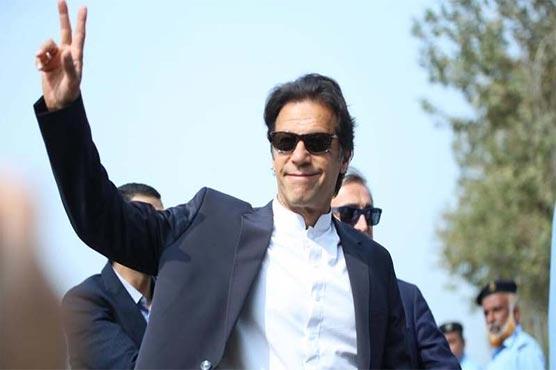 Ballot secrecy case: ECP accepts Imran's apology, withdraws notice