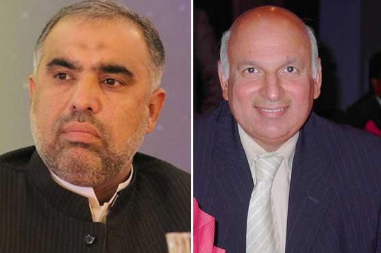Asad Qaiser named NA Speaker, Ch Sarwar nominated as Punjab Governor