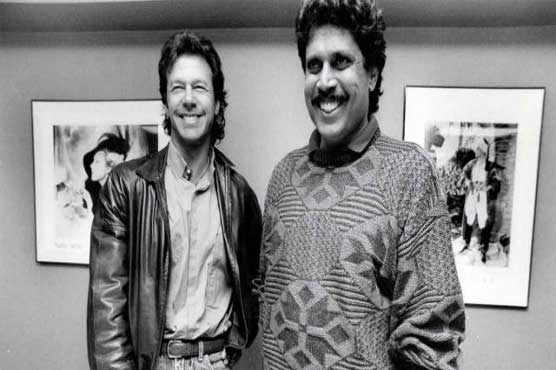 PTI invites former Indian cricketers to Imran's oath-taking ceremony