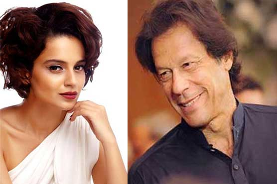 Kangna Ranaut appeals leaders of Pak, India for 'beautiful relations'