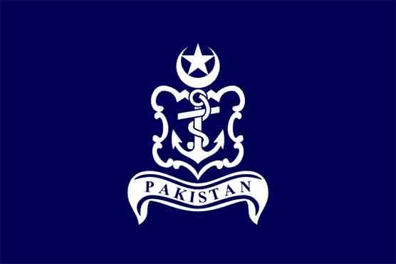 Pakistan Navy rescues fishermen from sunken fishing vessel