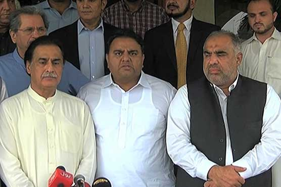 PTI assures PML-N to address reservations on Election 2018