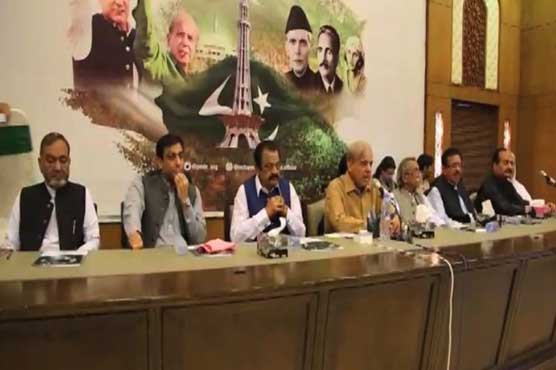 PML-N members unhappy over 'no protest' at NA session